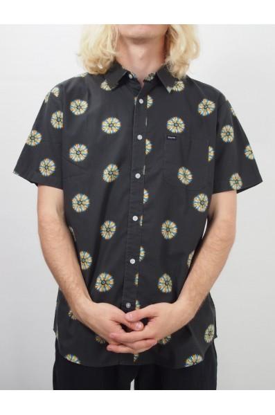 Brixton Charter Print Ss Woven shirt