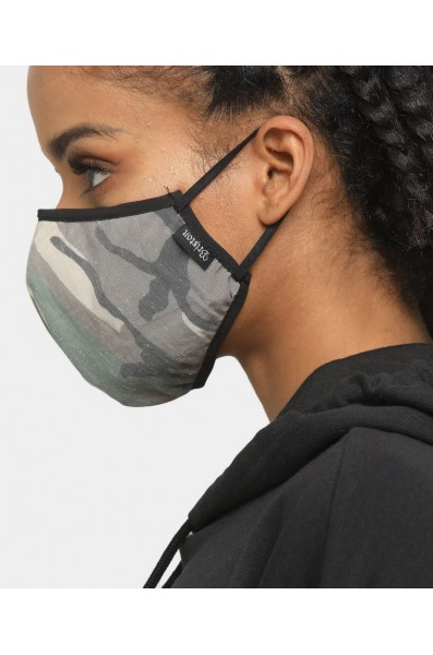 Brixton Antimicro Facemask