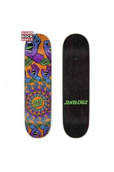 Santa Cruz Deck Mandala Hand 8.125