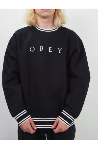 Obey Wrap Crew Specialty Fleece