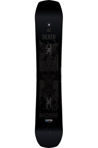 Capita Black Snowboard Of Death