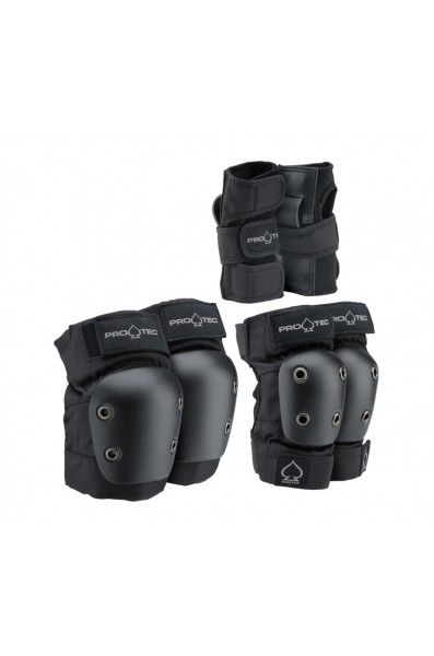 Pro-tec Junior 3 Pack Pad Sets