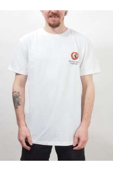 Brixton Rival Line S/s Tlrt