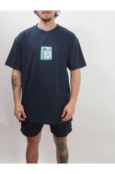 Obey Face Classic Tee