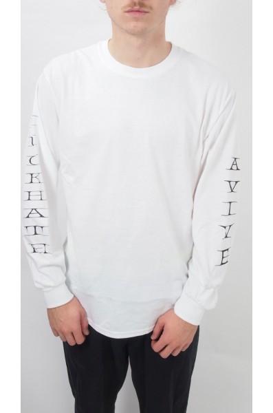 Avive Fuckhate L/s Shirt