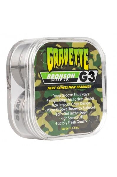 Bronson Pro Bearings G3 David Gravette