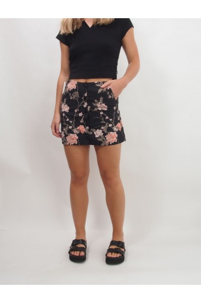 Obey Wmn Kyoto Skirt