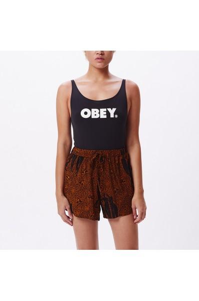 Obey Wmn Bold 3 Bodysuit