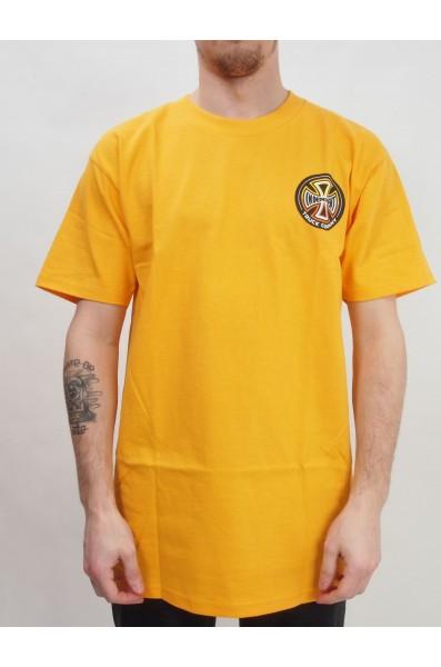 Indy T-shirt Split Cross