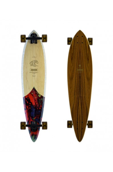Arbor Pintail Groundswell Fish 37in.
