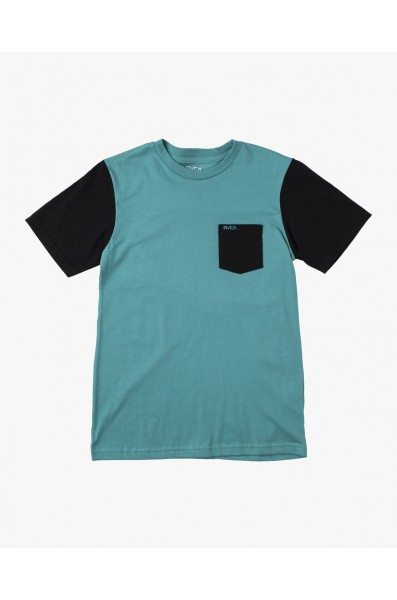 Rvca Youth Ollie Colorbloc Kttp