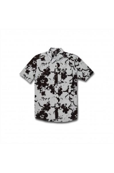 Volcom Yth Burres Ss Shirt