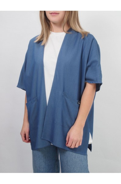 Louve - Cardigan Kimono