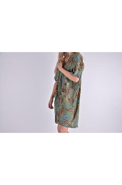 Louve Carole Kimono Dress