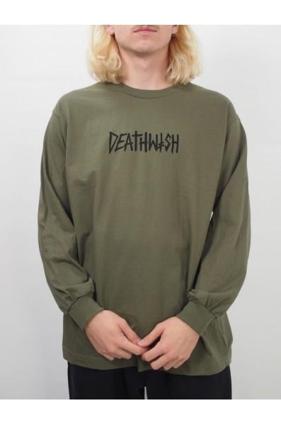 Deathwish Death Tag Military L/s Tee