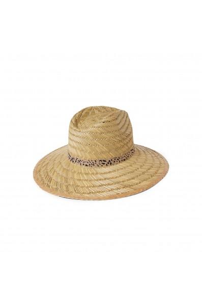Volcom Wmn Throw Shade Straw Hat
