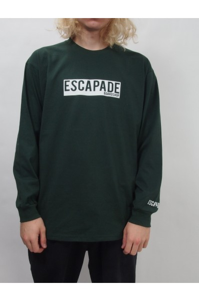 Escapade L/s Tee Box