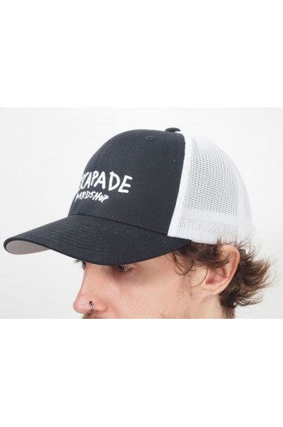 Escapade  F.f. Trucker Hat Mesh