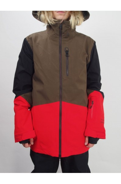 Volcom Bl Stretch Gore Jacket