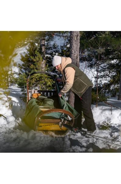Hooké Unisex Reversible Sherpa Vest