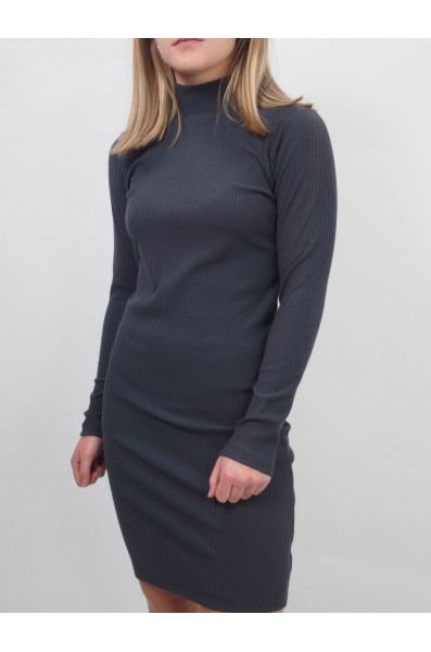 Louve Anna Col Haut Robe
