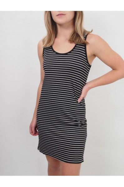 Louve Tank Dress Bamboo