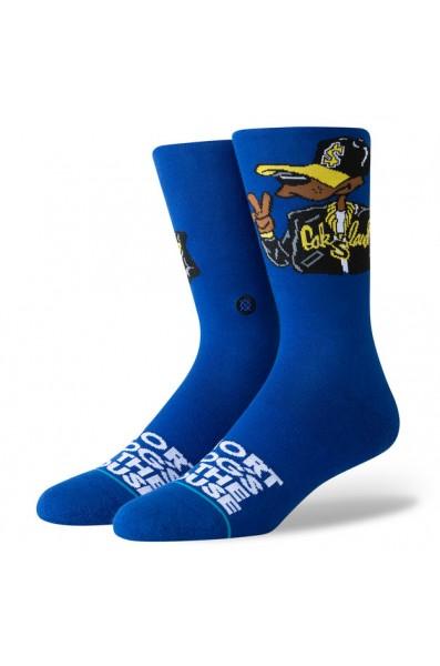 Stance Anth Tosh Short Dog Sock Blue