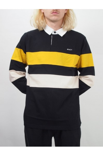 Rvca Johnsy Ls Polo