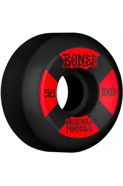 Bones P.p. Wheels V5 Sidecuts 100' (52)