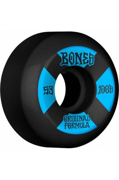 Bones P.p. Wheels V5 Sidecuts 100's (53)