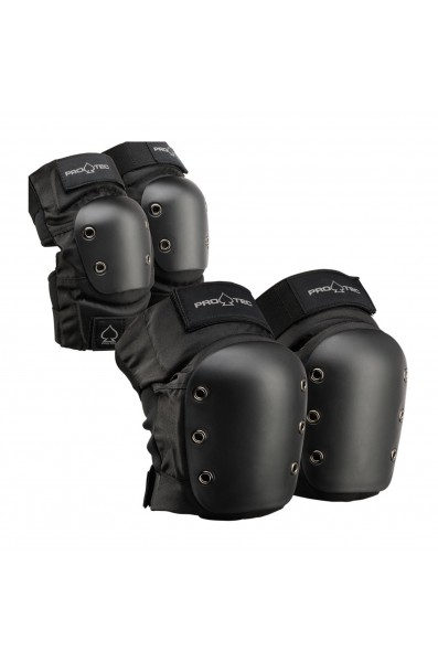 Pro-tec Street Knee/elbow Pad Set