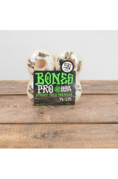 Bones Stf Wheels Collin Sblk Sheep V3 Slim