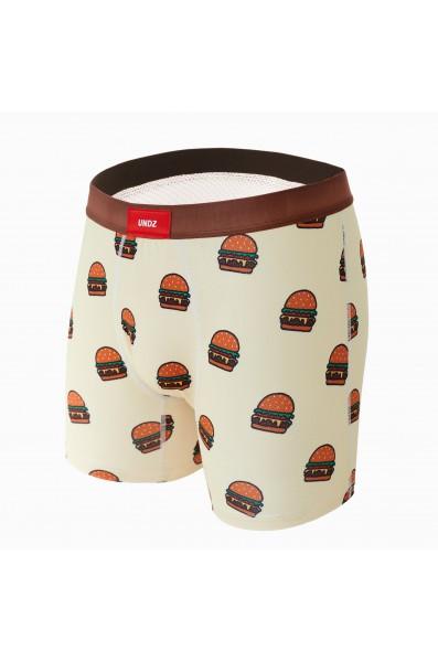 Undz Tea Bag Burger Time
