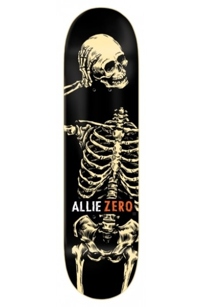 Zero Allie Headcase Deck 8.5