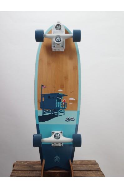 Zfx Surf Skate Bamboo 31